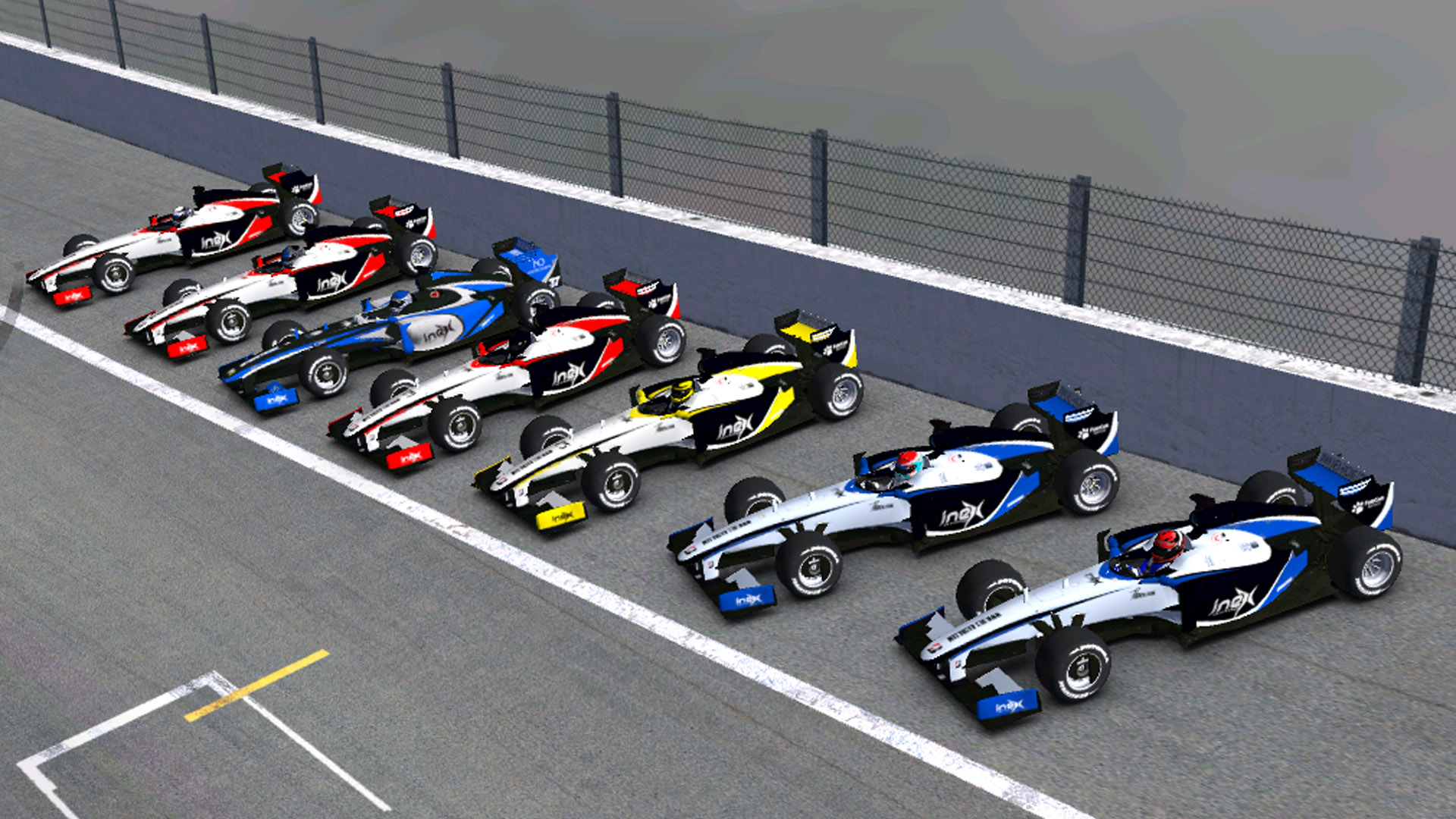 The iRacing Movement